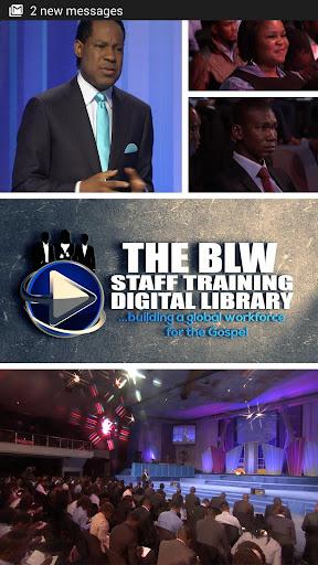 BLW Staff Training