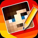 Custom Skin Editor Lite for Minecraft icon