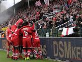 Antwerp-Club Brugge werd 2-2