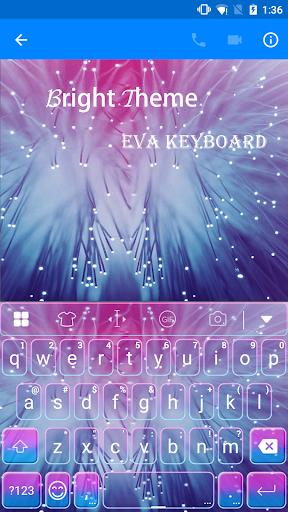 玩免費遊戲APP|下載Bright Keyboard Theme -Emoji app不用錢|硬是要APP