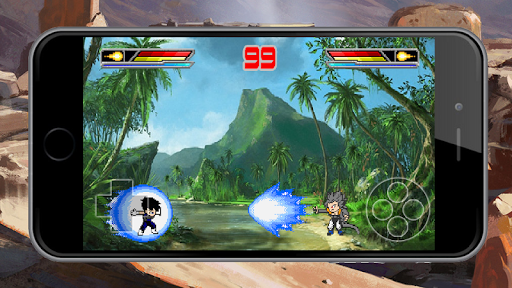 Goku Kid: The road of Warrior - screenshot