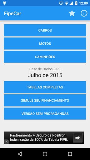 FipeCar - Tabela FIPE Offline