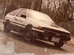 スプリンタートレノ AE86 AE86 GT-APEX 58年式のカスタム事例画像 lemoned_ae86さんの2018年05月03日12:53の投稿