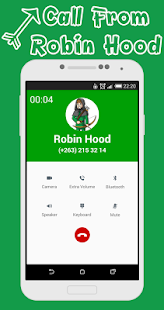 Call From Robin Hood - náhled