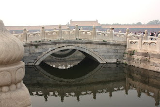 Photo: Day 190 - Bridge Over Jade Ribbon River in the Forbidden City