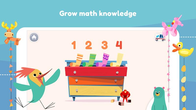 Khan Academy Kids: Free educational games & books Screenshot 3