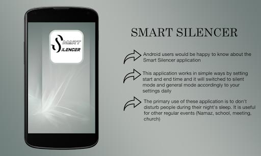 Smart Silencer  screenshots 1