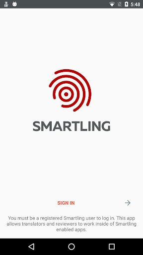 Smartling Project Manager