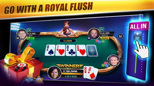 Winning Poker™ - Free Texas Holdem Poker Online 2.8 screenshots 1