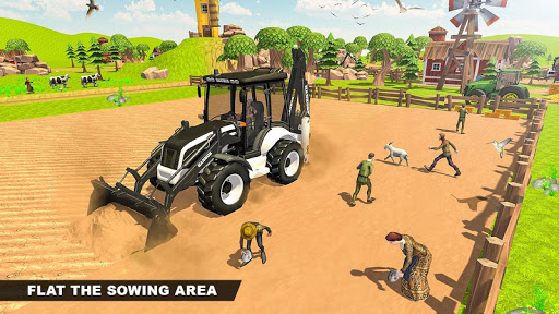 Virtual Village Excavator Simulator apkpoly screenshots 4