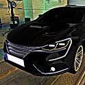 Racing Renault Car Simulator 2021 icon