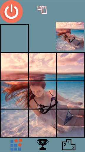 Beach Girls Puzzle