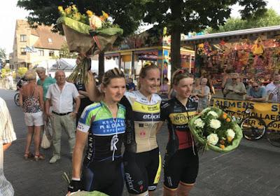 """Uittredend Belgisch kampioene rekent zich niet tot favorieten: """"Wordt uitkijken naar D'Hoore, Kopecky en Duyck"""""""