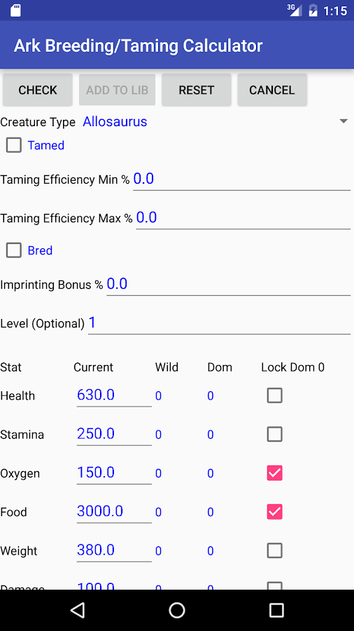 Breedingtaming calculator ark suvivial evolved android apps on breedingtaming calculator ark suvivial evolved screenshot forumfinder