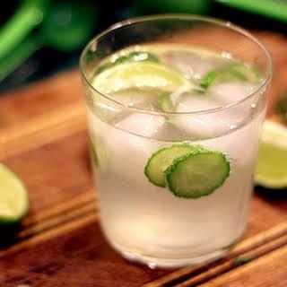 Cucumber Gin Cooler.