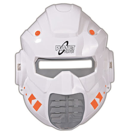 Planet Fighter Space Defender Mask