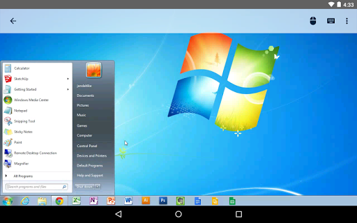 Chrome Remote Desktop for PC