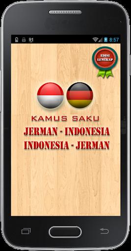 Kamus Saku Jerman Indonesia