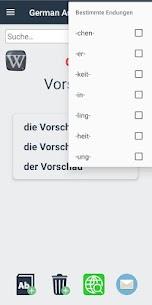German Articles Trainer 6