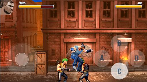 Punch Combo Boxing Fighting Game screenshots 4