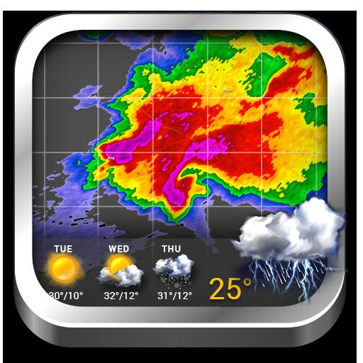 رادار الطقس & الطقس العالمي