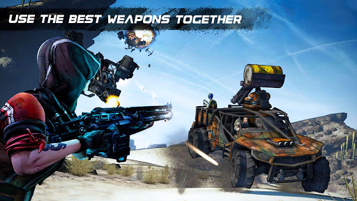 Commando Fire Go- Armed FPS Sniper Shooting Game