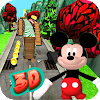 mickey subway mouse run adventure APK