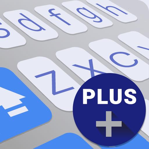 ai.type keyboard Plus + Emoji Icon