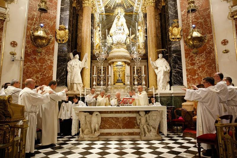 Juan José Llácer celebra el 25 aniversario de su ordenación sacerdotal