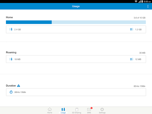 ALCATEL LINK APP 3.5.3 screenshots 10