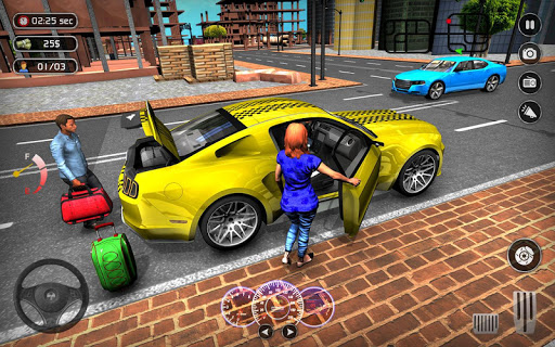 New York Taxi Simulator 2020 - Taxi Driving Game Apk 1