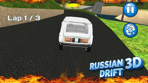 Russian Drift 3D
