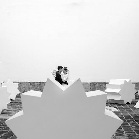 Fotógrafo de bodas Cuauhtémoc Bello (flashbackartfil). Foto del 27.02.2018