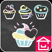 Cupcake Lovers Theme