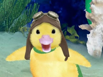 Off To School/Save the Pirate Parrot