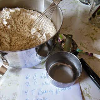Whole Wheat Self-Rising Flour.