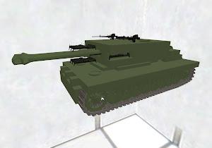 E-7,500 WAR TANK