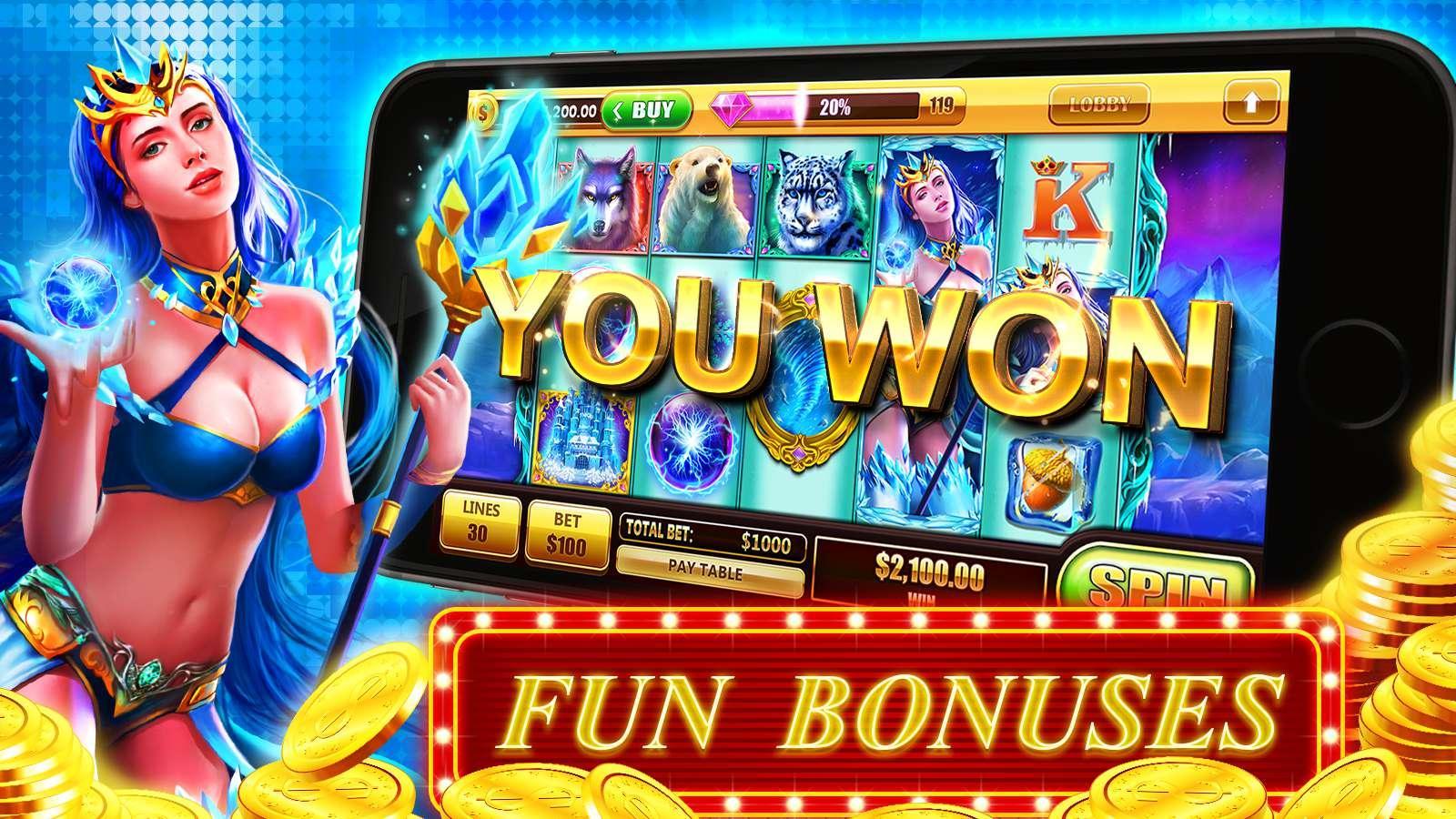free play real casino slots