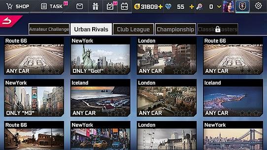 Street Racing HD Mod Apk 6.3.0 (Free Shopping) 5
