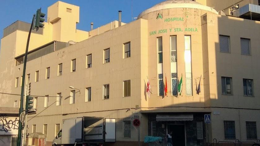 Hospital de San José y Santa Adela.