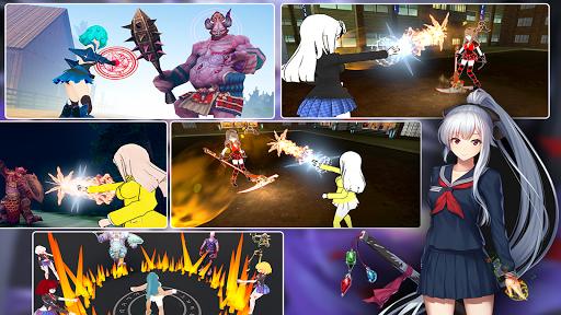 Kawaii Legend: Conquest of Magic RPG Anime Games 1.0.4 screenshots 6