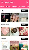 My Name Pix - screenshot thumbnail 01