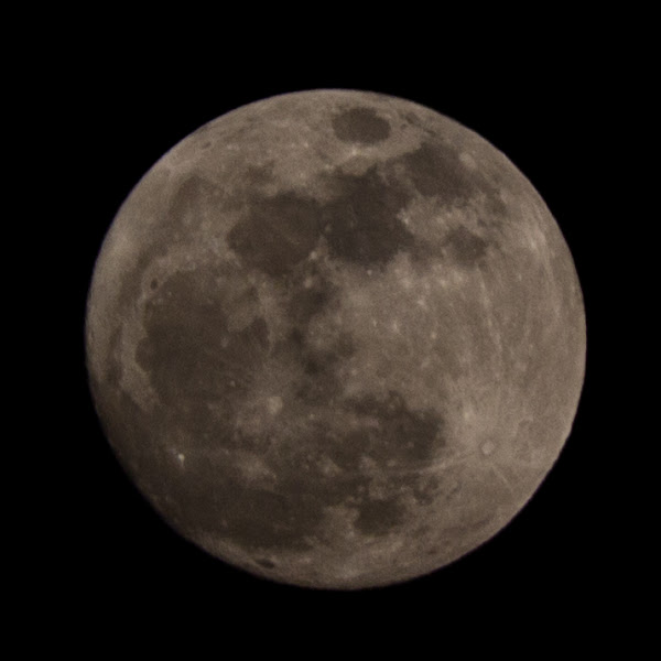 Photo: Supermoon 2012/05/05