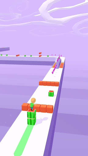 Cube Surfer! screenshots 5
