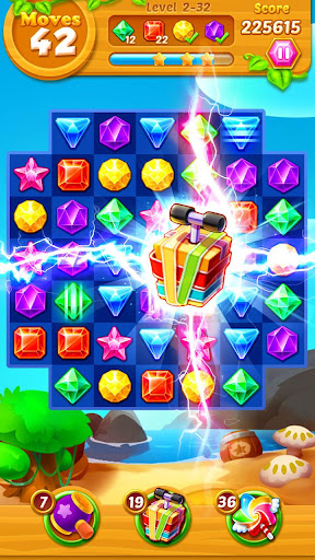 Jewels Crush- Match 3 Puzzle  {cheat|hack|gameplay|apk mod|resources generator} 4
