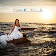 Wedding photographer Andres Sanchez (AndresSanchez). Photo of 15.05.2019