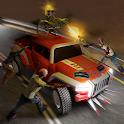Zombie Smasher Squad: Deadly Roadkill Car Survival icon
