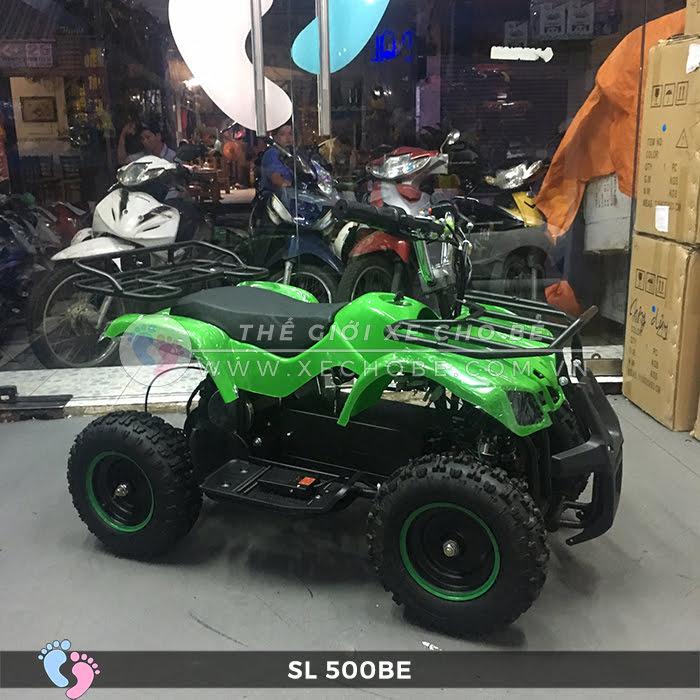 Mô tô điện địa hình cỡ lớn ATV SL500BE 3