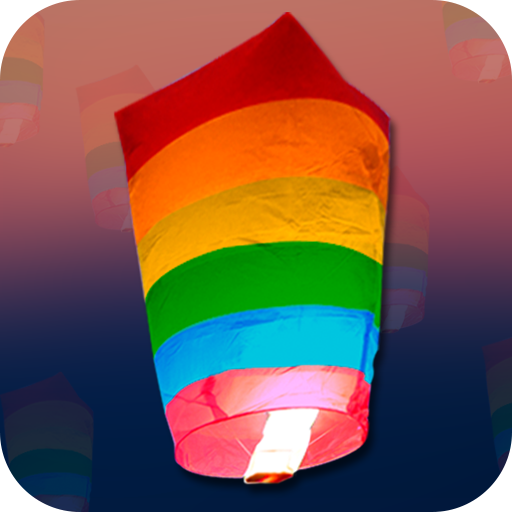 Colorful Flying Balloons 個人化 App LOGO-硬是要APP