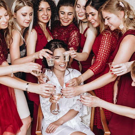 Fotógrafo de bodas Maksim Shumey (mshumey). Foto del 24.11.2017